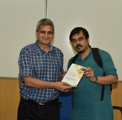AvikSinha-Book-Launch