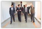 Mr. Avinash Vashistha, Chairman and Geography Managing Director, Accenture India, inaugurates IIM Indore's Finance Lab