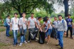 Ranbhoomi 2020 Team Conducts Cleanliness Drive at Indore Zoo