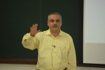 Guest Talk on Pension System Held at IIM Indore