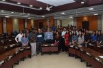 Talk on Financial Services Industry Held at IIM Indore