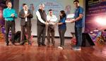 IIM Indore Team Wins NTPC Electron Quiz 2018