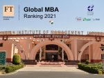 IIM Indore Ranks in Top 100 in FT Rankings in Global MBA Programmes 2021