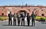 Foreign Army Officers Visit IIM Indore