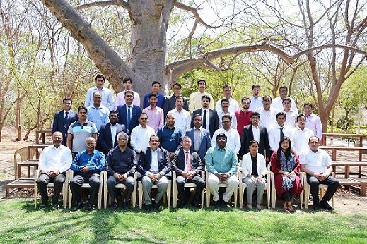 GMPE Batch 5 Inaugurated - भारतीय प्रबंध संस्थान