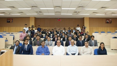 Mr  Vijay Sethi, CIO and Head CSR, Hero MotoCorp Ltd  Visits
