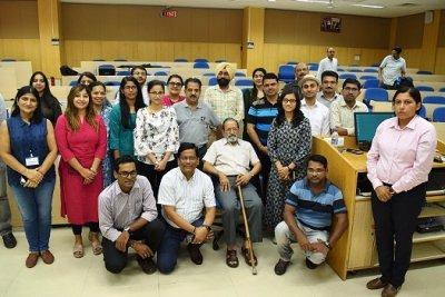 Guest Talk by Professor Abhinandan Jain, Faculty, IIMA
