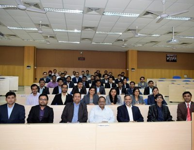 Guest lecture by Reliance Industries-1