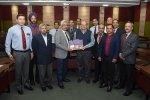 Senior Officers of HDMC Visit IIM Indore