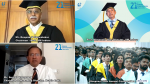 21st and 22nd Convocation of IIM Indore Held Online