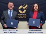 IIM Indore partners with TikToK to Bridge India with Bharat, Signs MoU