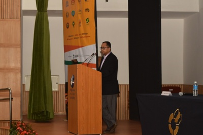 Keynote Address by Prof Ashok Som