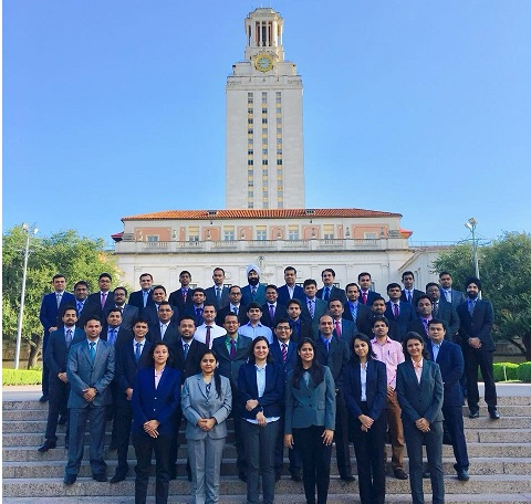 McCombs 17-Class Photo