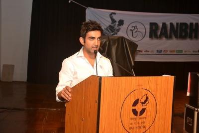 Mr. Gambhir-Ranbhoomi