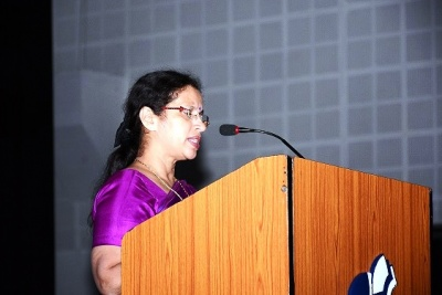 Mrs Kapadia Guest Lecture