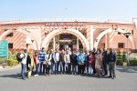 Foreign Participants from NITTTR, Bhopal Visit IIM Indore