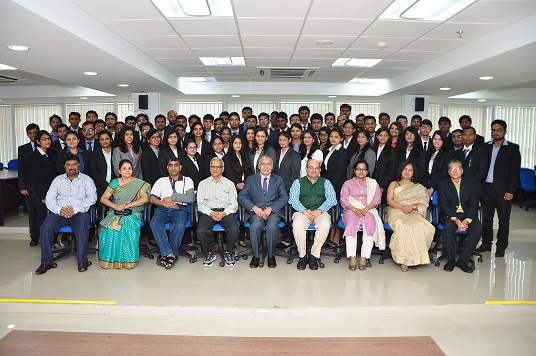 PGP Mumbai Induction 20166