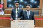 IIM Indore Team Bags 2nd Runner-up Position in Airtel iCreate