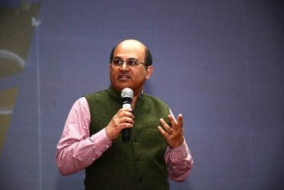 Prof Krishnan Guest Lecture