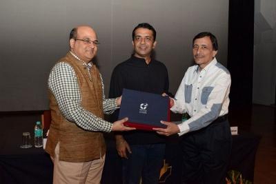 Prof. Kamal Kishor Jain, Best Faculty