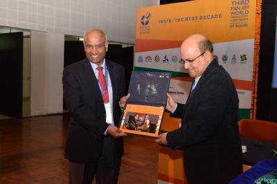 Prof. Krishnan and Prof. varadrajan