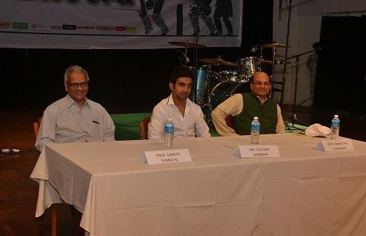 Prof. Nidugala, Mr. gambhir, Prof. Krishnan-Ranbhoomi16