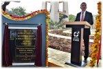 Spiritual Garden Inaugurated at IIM Indore