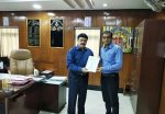 IIM Indore Submits the Traffic Management Report to Traffic Police Department