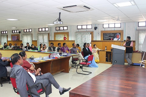 Prof. Ranjeet Nambudiri- Guest Lecture at BSSS3