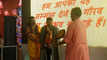 Prof. VK Gupta_Award