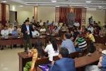 Professor Raj Sisodia, Professor, Babson College, Massachusetts Visits IIM Indore