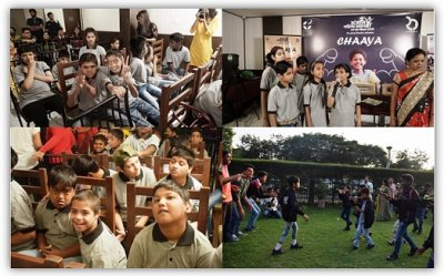 Ranbhoomi'19 Celebrates Children's Day with Children with Special Abilities