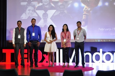 Report on TedX IIMI2017-5