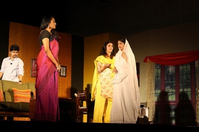 Report on institute play-3