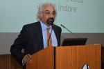 Dr. Sam Pitroda Delivers a Guest Talk at IIM Indore