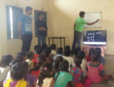 Set-up Smart Classes in Rural Government Schools2