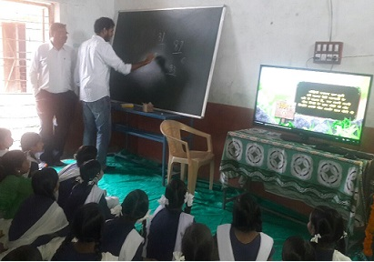 Set-up Smart Classes in Rural Government Schools3
