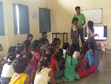 Set-up Smart Classes in Rural Government Schools4