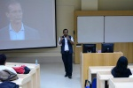 Mr. Shubho Broto Das, Manager, Startup Services, Ennovent India   Speaks at IIM Indore