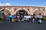 63 School Students of Various Slums Visit IIM Indore