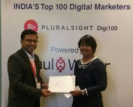 Subhendu Pattnaik- 100Digi Awards-1