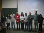 Mr. Sushil Pandit, Activist and Owner of Hive Communications Visit IIM Indore