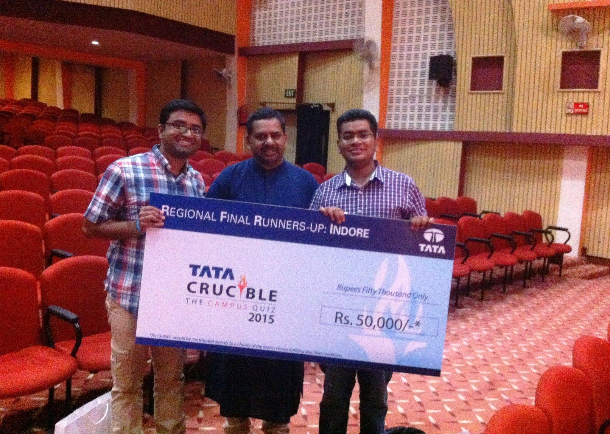TataCrucibleCampus Quiz2015
