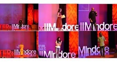 Fifth Edition of TEDx IIM Indore Held
