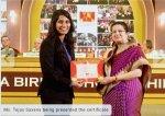 Tejas Saxena (PGP 2018-20) Receives Aditya Birla Scholarship