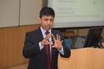 Col. (Retd.) Vinay Gupta, Head of Analytics and Operational Excellence, Wind World India Ltd Speaks at IIM Indore
