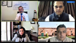Webinar on 'Does Leadership Matter? Improving Job Satisfaction and Commitment in the Public Service' held at IIM Indore