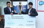 IIM Indore Students Win Business Case Challenge by Capgemini India