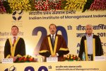 IIM Indore Celebrates 20th Annual Convocation