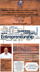 An expert talk on Entrepreneurship
